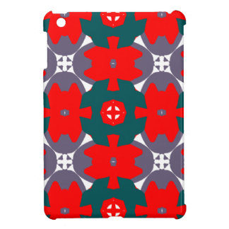 Red and Green Plaid iPad Mini Covers