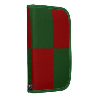 Red and Green Rectangles Planners