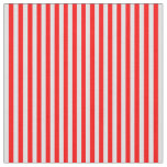 [ Thumbnail: Red and Lavender Colored Stripes Fabric ]