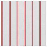 [ Thumbnail: Red and Lavender Pattern of Stripes Fabric ]