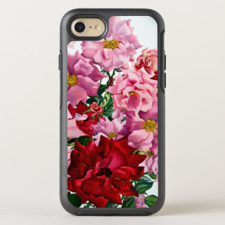 Red and Pink Roses 2008 OtterBox Symmetry iPhone 7 Case