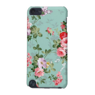 red and pink roses iPod touch 5G case