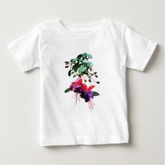 Red and Purple Fuschia Kids Baby T-Shirt