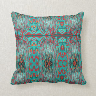 Red And Turquoise Pillows Red And Turquoise Throw