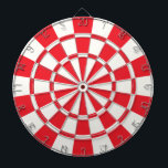 "Red And White Dartboard With Darts<br><div class=""desc"">Red And White Dart Board</div>"