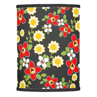 Floral Lamp Shades Zazzle
