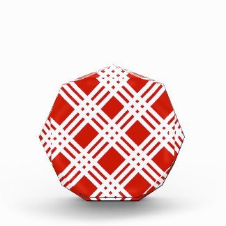 Red and White Gingham Award