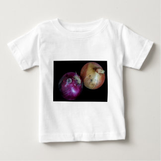 Red and White Onions Tshirts