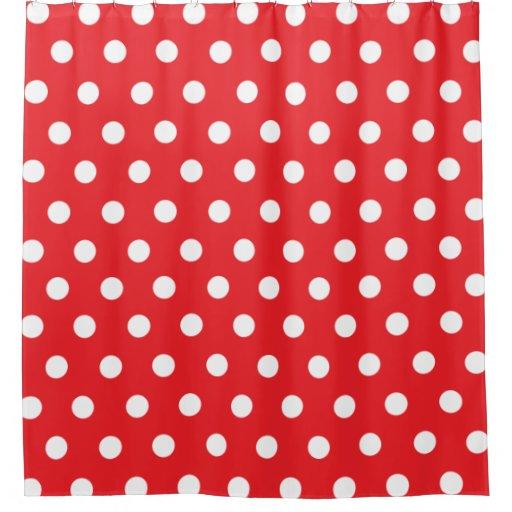 Black and white polka dot curtains 2