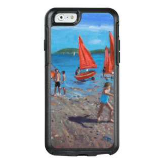 Red and White Sails Abersoch OtterBox iPhone 6/6s Case