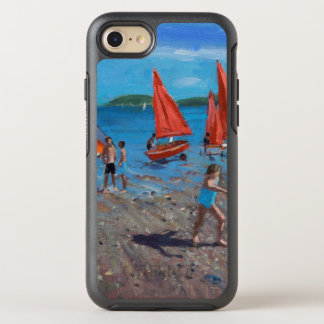 Red and White Sails Abersoch OtterBox Symmetry iPhone 7 Case
