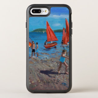 Red and White Sails Abersoch OtterBox Symmetry iPhone 7 Plus Case