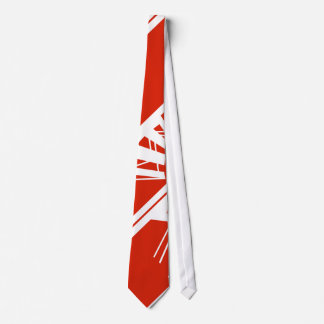 Red and White Tracks to Neutrality Tie