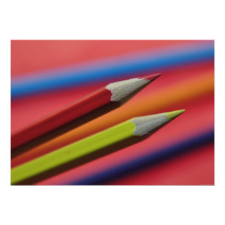 Red-and-yellow-crayons1412 PENCIL CRAYONS COLORFUL Cards