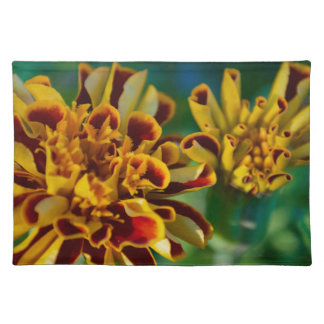 Red and Yellow Flower (Close-up) Placemat