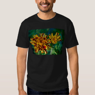 Red and Yellow Flower (Close-up) Tees