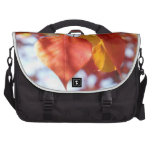 Red and Yellow Leaves Laptop Bag