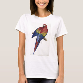 Red and yellow maccaw T-Shirt