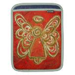 Red Angel Art Painting iPad Computer Sleeves iPad Sleeves
