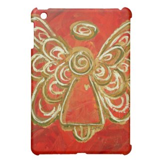 Red Angel iPad Case