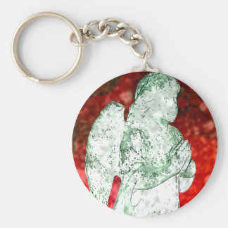 red angel key chains