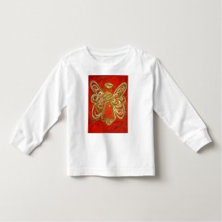 Red Angel T-shirt (Image on Both Sides)