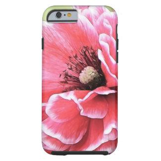 Red Angel's Choir Poppy Tough iPhone 6 Case