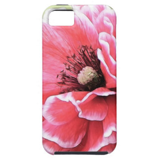 Red Angel's Choir Poppy iPhone 5 Cover