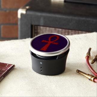 Red Ankh Bluetooth Speaker