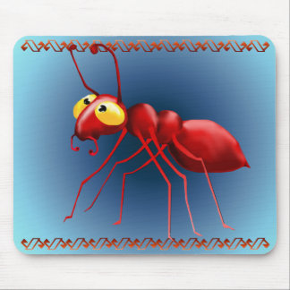 Red Ant Mousepad