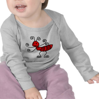 Red ant tee shirts
