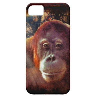 Red Ape Orangutan Wildlife Animal iPhone 5 Case
