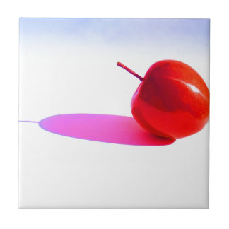 Red Apple and Shadow Tiles