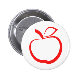 Red Apple Pins