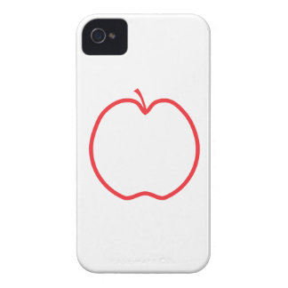 Red Apple. Case-Mate iPhone 4 Case