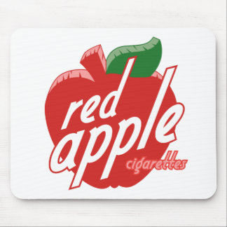 Red Apple Cigarettes Pulp Fiction Mouse Pad