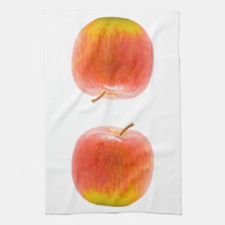 Red Apple Hand Towel