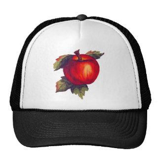 Red Apple Trucker Hats