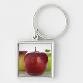 Red Apple Key Chains