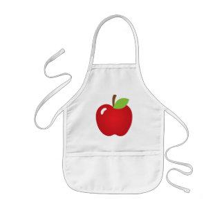 Red Apple Kids' Apron