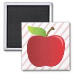 Red Apple - Magnet