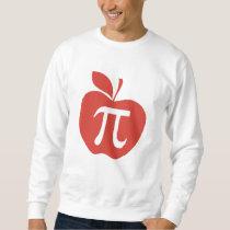 Red Apple Pi Sweatshirt