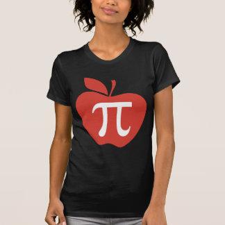 Red Apple Pi T-Shirt