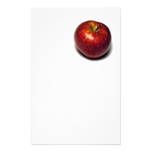 Red Apple Stationery Paper