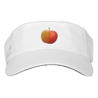 Red Apple Visor