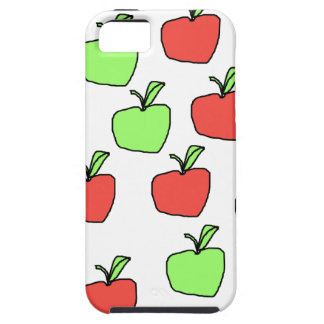 Red Apples and Green Apples Pattern. iPhone SE/5/5s Case