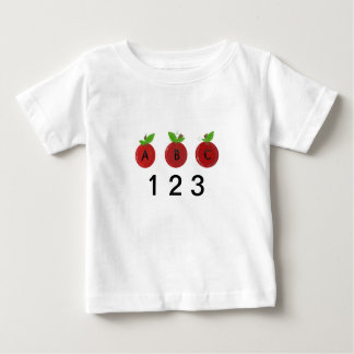 Red Apples Baby T-Shirt