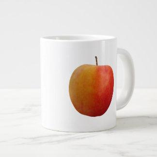 Red Apples Giant Coffee Mug