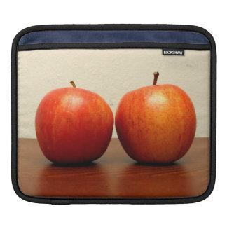 Red Apples iPad Sleeves