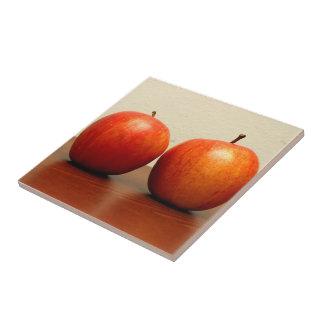 Red Apples Ceramic Tiles